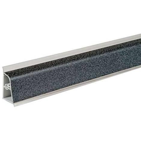 Pircher alzatina per top cucina 400x4 cm granito antracite | granito