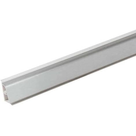 Pircher alzatina per top cucina 400x4 cm rivestita in alluminio ...