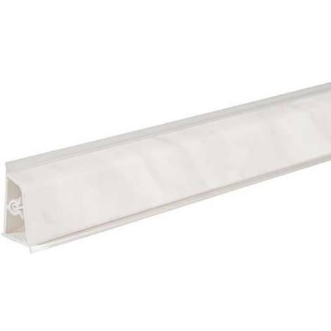 Pircher alzatina per top cucina 40x4000 marmo Carrara | marmo