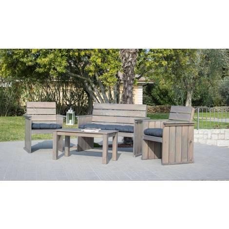Pircher Gartenset aus Holz Dolomiti | Holz - 616920
