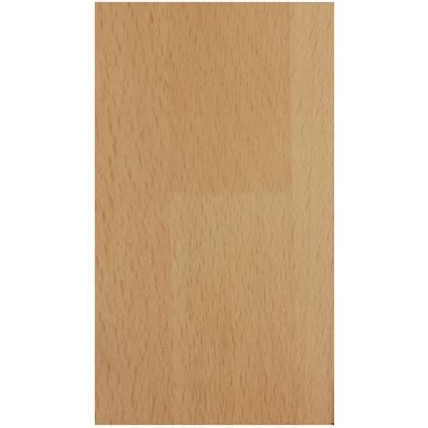 Pircher top cucina colore faggio lamellare 38x600x2000 mm | legno
