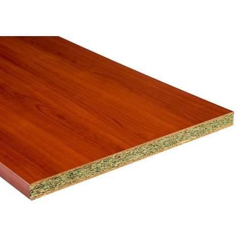 Pircher top cucina idrorepellente 38x600x3050 mm ciliegio | legno