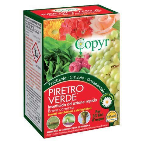 Piretro Verde Insetticida liquido Piretro naturale 50 - 200 - 500 ml - Copyr BIO