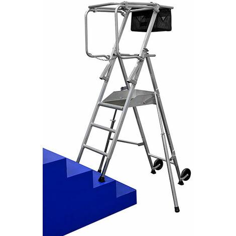 PIRL Télescopique pour escalier - DAHU (plusieurs tailles disponibles)