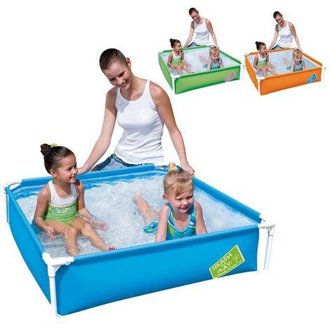 Piscina de niños Frame Pool 30,5 x 122 x 122 Cm