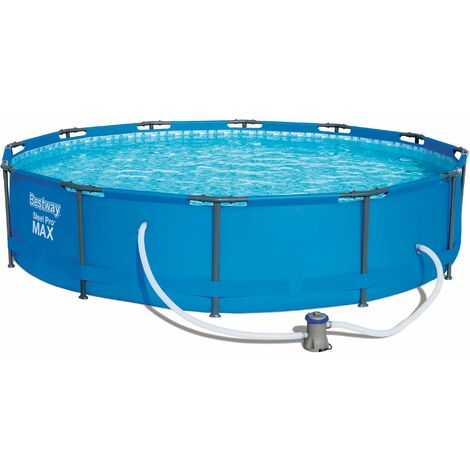Piscina Desmontable Tubular Bestway Steel Pro 366x76 cm - 56416