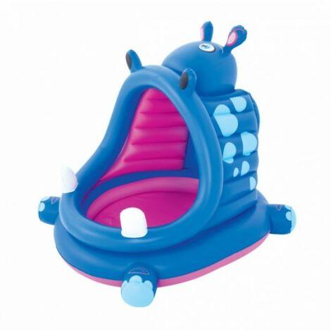Piscina Hinchable Circular 112X99X97 Infantil Hippo