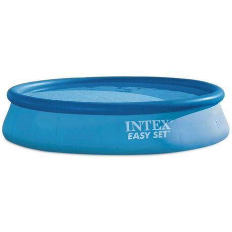 f0e474c0e INTEX - Piscina hinchable easy set 396x84 cm - 7.290 litros (28142NP)
