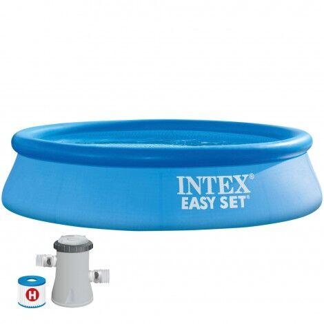 Piscina hinchable Easy Set INTEX con depuradora