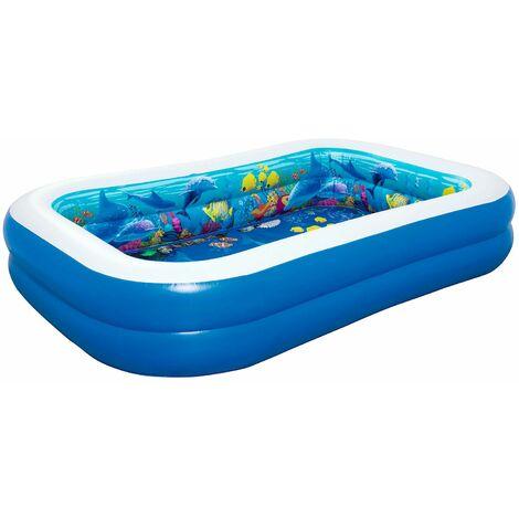 09af85eda Piscina Hinchable Infantil Bestway 3D Undersea Adventure - 54177 ...