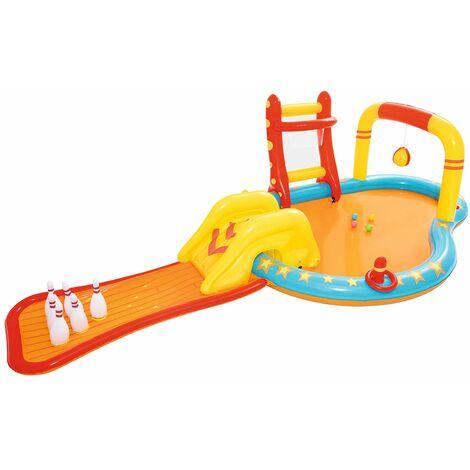 Piscina Hinchable Infantil Bestway Lil' Champ 435x213x117 cm