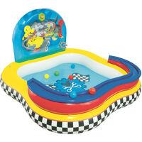 Piscina Hinchable Infantil de Juegos Bestway La Casa de Mickey Mouse - 91015B