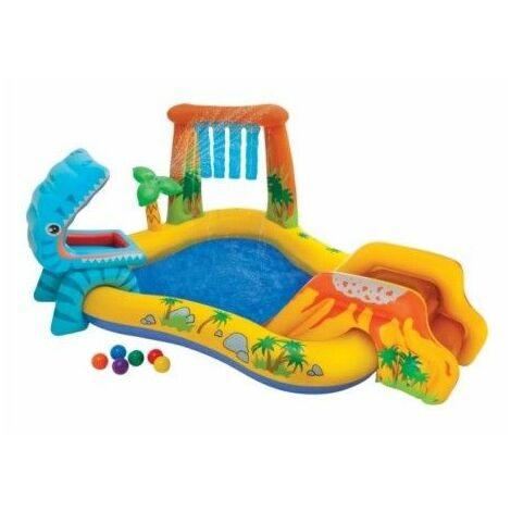 Piscina hinchable para niños Intex 57162 Fishing Fun Play Center
