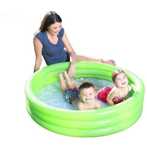 Medidas de seguridad en piscina infantil