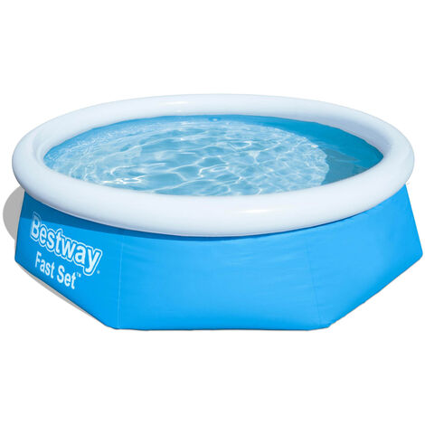 Piscina inflable Bestway Guri ⌀ 244 x 53 cm - Azul