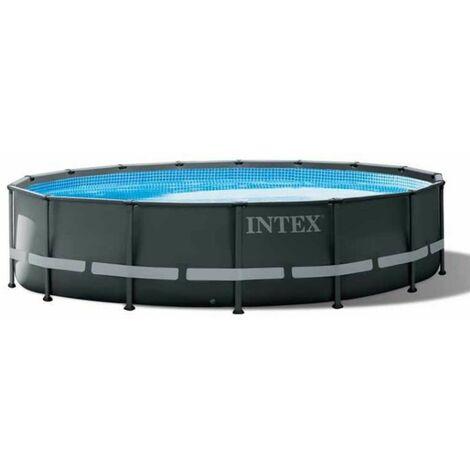 Piscina Intex Ultra XTR Frame rotonda 4,88 h. 1,22 m
