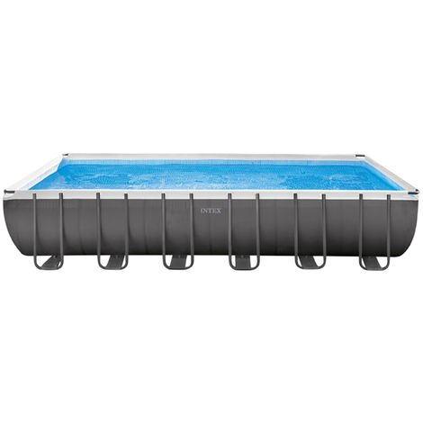 INTEX - Piscina desmontable ULTRA FRAME 732x366x132 cm - 31.805 litros (26362NP)