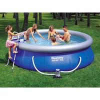 "Piscine autoportante ronde ""Fast pool"" 3.66 x 0.91 m"