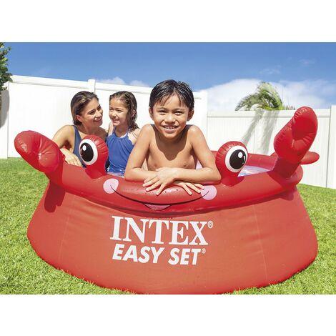 Piscine autoportée Easy Set Crabe 1,83 x 0,51 m - Intex