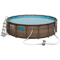 Piscine Bestway POWER STEEL SWIM VISTA Ø488x122cm
