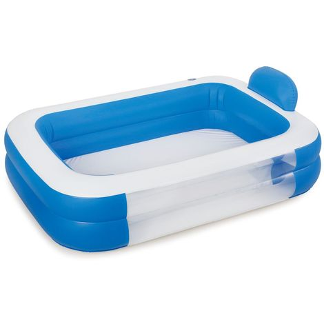 piscine familiale transparente kb0653000516. Black Bedroom Furniture Sets. Home Design Ideas