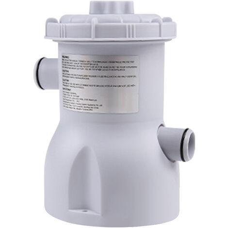Piscine Filtre Pompe Electrique Pompe Piscine Effacer Cartouche Filtrante Pour Piscines Hors Sol Nettoyage Tool Kit Avec Filtre Cartouche
