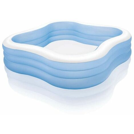 Piscine gonflable carré INTEX Family Pool