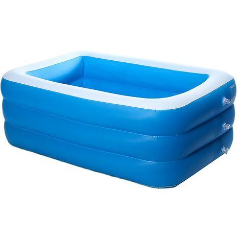 Piscine gonflable pour enfants 2.1m Piscines pour enfants en plein air
