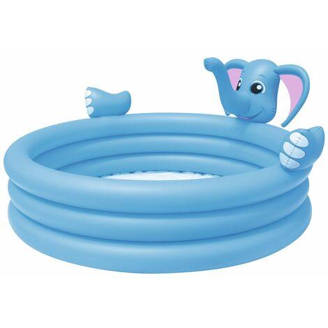 Piscine Gonflable pour enfants Bestway Éléphant Play 153x153x74 cm