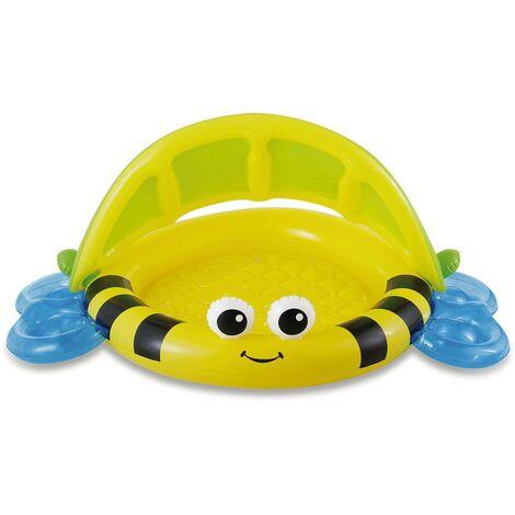 """Piscine gonflable pour enfants """"Lil Bug"""" - 132 x 102 x 55 cm"""