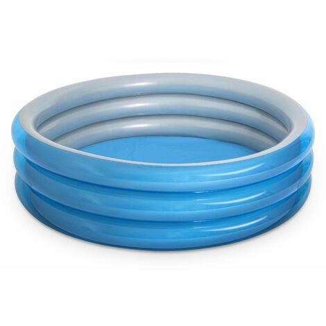 Piscine gonflable pour enfants SHINY, Ø200cm, pataugeoire, petite piscine