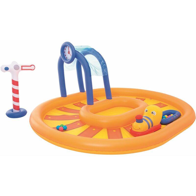 Bestway Piscine Gonflable Pour Enfants Little Caboose - 53061