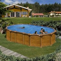 Piscine Gre Amazonia 610x375x132 KITPROV6188WO