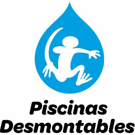 Piscine Gre Cerdeña 240x120 KIT240PO Filtre de 3 m3/h