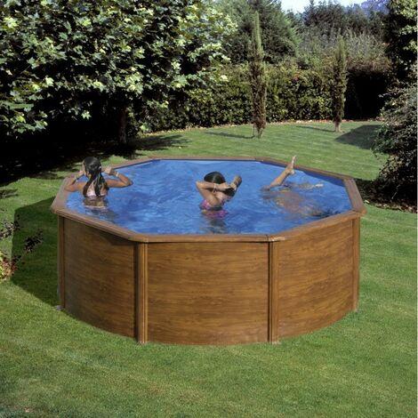 Piscine Gre Pacific 240x120 KIT240W Filtre de 3 m3/h