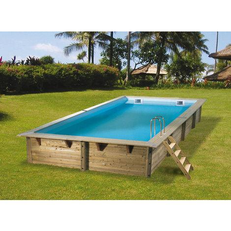 devis piscine hors sol La Trinité