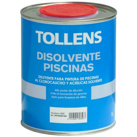"""main image of """"Piscine in gomma clorurata solvente Tollens 1 L"""""""