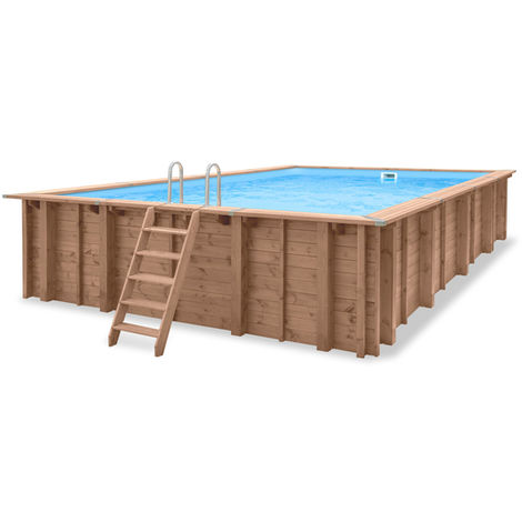 Piscine Pearl of South 8,34 x 4,92 x 1,38