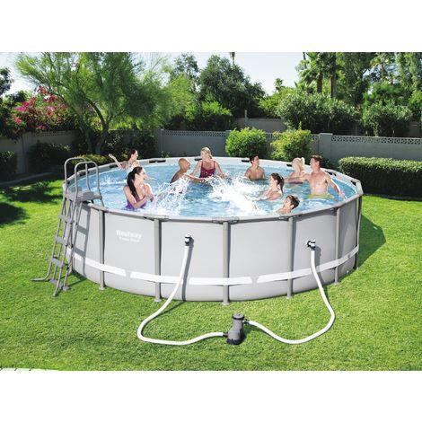 Bestway Tuyau diam/ètre 38 cm longueur 3 m pour pompes de filtration de piscines hors sol