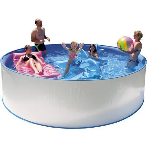 "Piscine ""Splash pool"" - Ø 3.5m × H 0.9m"