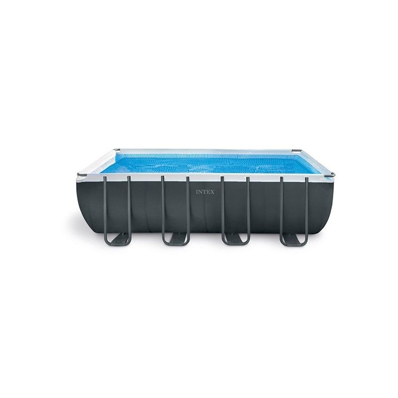 Piscine tubulaire Ultra XTR - Rectangulaire - 5,49 m x 2,74 m x 1,32 m de Intex - Piscine tubulaire