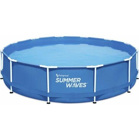 piscine tubulaire metal feta x m 1313 80050. Black Bedroom Furniture Sets. Home Design Ideas