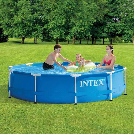 "main image of ""Les PISCINES METAL FRAME INTEX - Intex - Plusieurs modèles disponibles"""