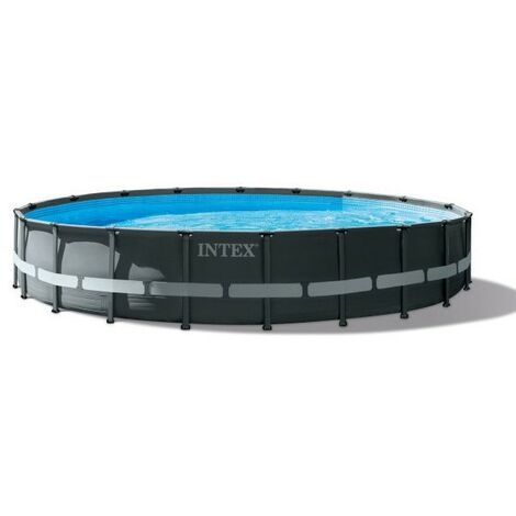 Piscines tubulaires rondes