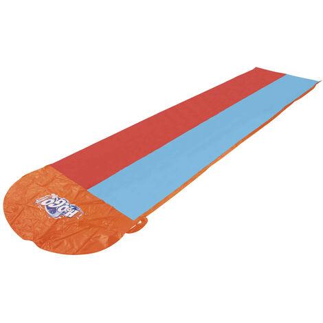 Pista Deslizante Hinchable Bestway H2O Go! Doble Rojo/Azul 549 cm