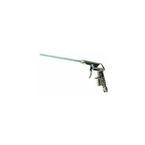 Pistola soffiaggio becco lungo aria ANI professionale in alluminio 25//B2