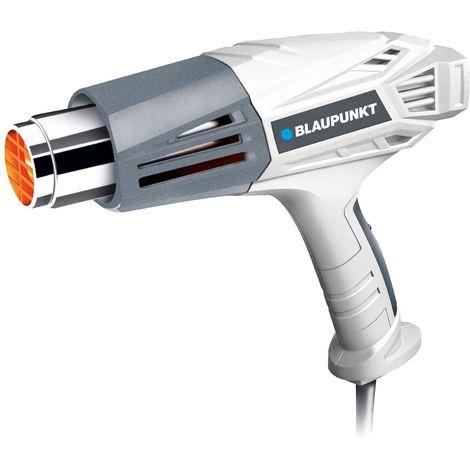 Pistola de aire caliente BP2000E - Ajuste de temperatura 450/600 - 4 boquillas - Motor 2000W