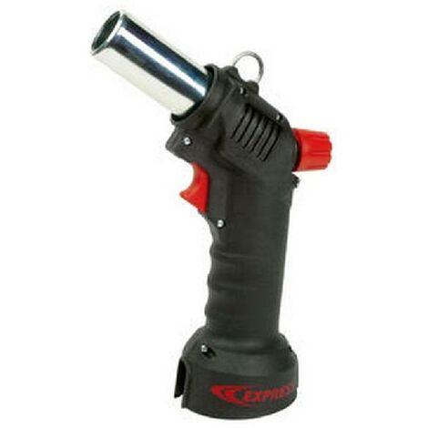 Pistola de aire caliente completa: ajustable de 400 a 750° C con cartucho