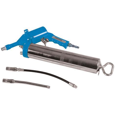 Pistola de engrase neumática 400 cm³ 280 mm - NEOFERR