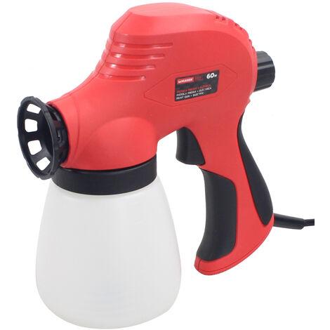 Pistola de pintura eléctrica 600W 800 ml. (Mader 63282)